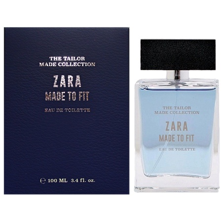 The Tailor Made Collection Made to Fit cologne for Men by Zara