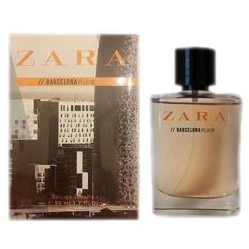 City Collection Barcelona Pelai 58 cologne for Men by Zara