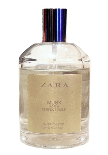 Musk for a Perfect Walk perfume for Women by Zara
