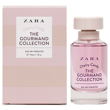 The Gourmand Collection Cherry Candy Perfume For Women By Zara 2015