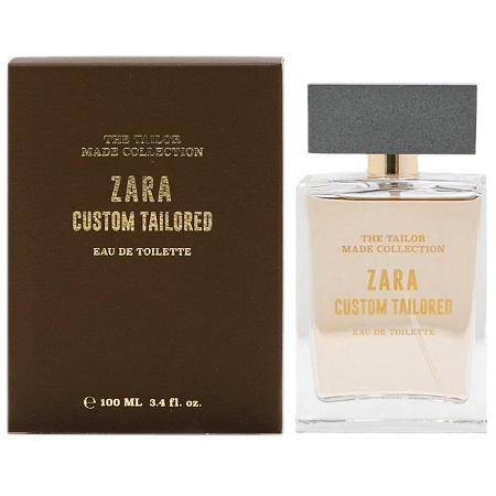 The Tailor Made Collection Custom Tailored cologne for Men by Zara