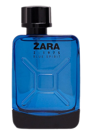Z 1975 Blue Spirit cologne for Men by Zara