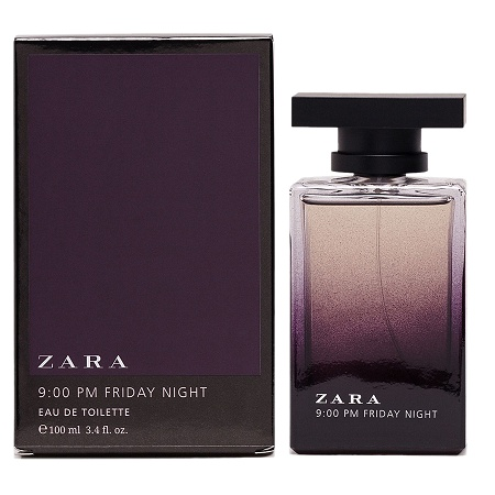 9:00 PM Friday Night perfume for Women by Zara