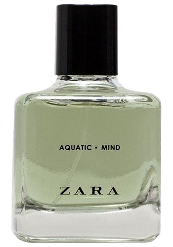 Aquatic Mind cologne for Men by Zara