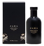Black Collection Amber Vanilla  perfume for Women by Zara 2016