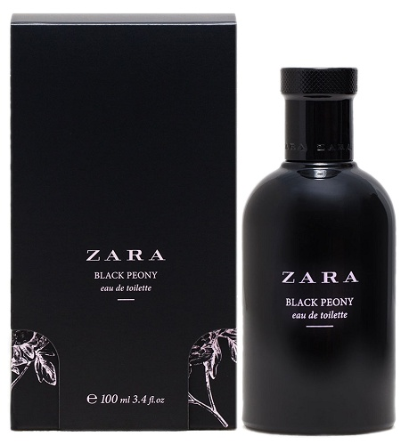 Black Collection Black Peony perfume for Women by Zara