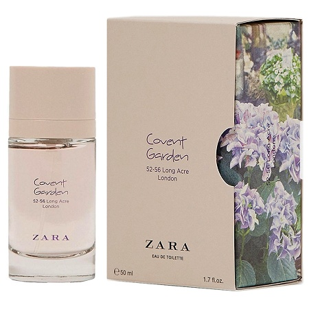 Covent Garden 52-56 Long Acre London perfume for Women by Zara