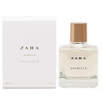 Leather Collection Vainilla perfume for Women by Zara