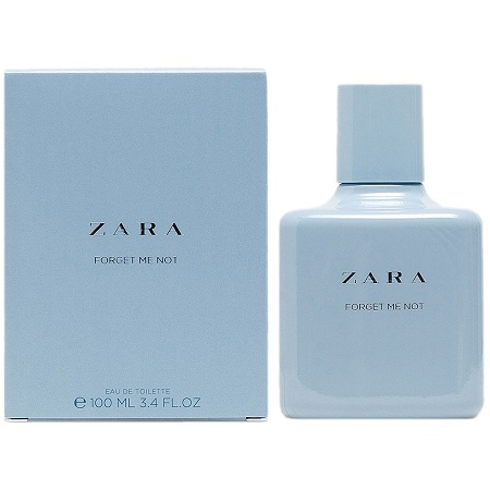 Pastel Collection Forget Me Not perfume for Women by Zara