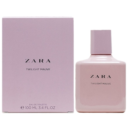 Pastel Collection Twilight Mauve perfume for Women by Zara