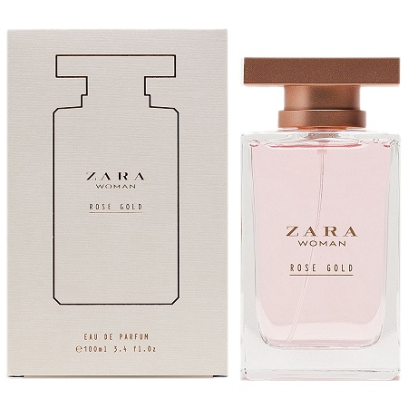 Rose Gold EDP 2016 perfume for Women by Zara