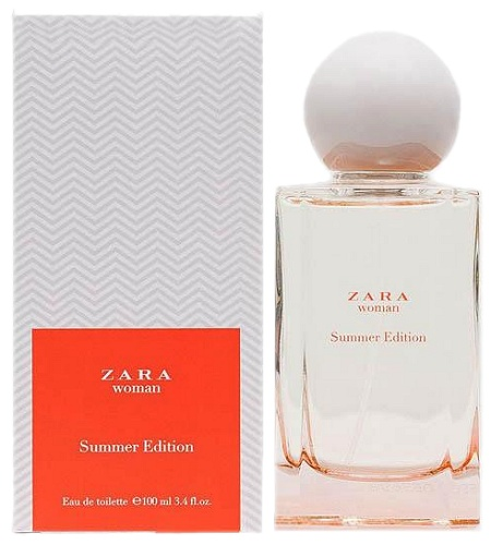 Summer Edition 2016 perfume for Women by Zara