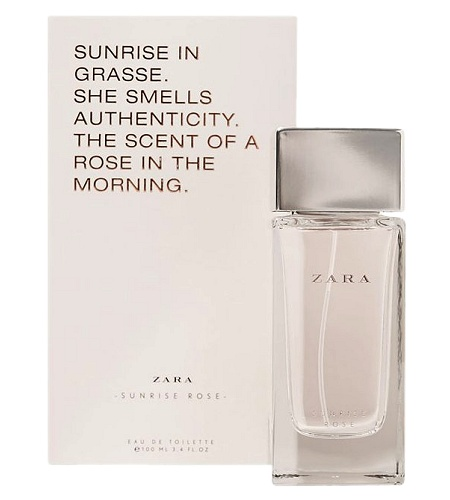 Sunrise Rose perfume for Women by Zara