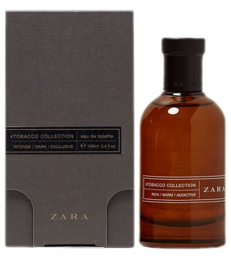 Tobacco Collection Intense Dark Exclusive cologne for Men by Zara