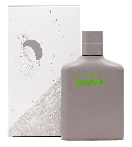 Unbreakable cologne for Men by Zara