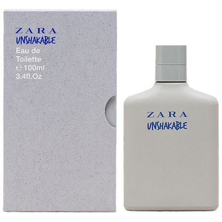 Unshakable cologne for Men by Zara