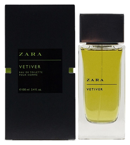Vetiver 2016 cologne for Men by Zara