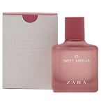 02 Sweet Vanilla  perfume for Women by Zara 2017
