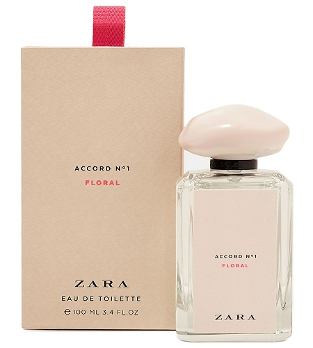 Accord No 1 Floral perfume for Women by Zara