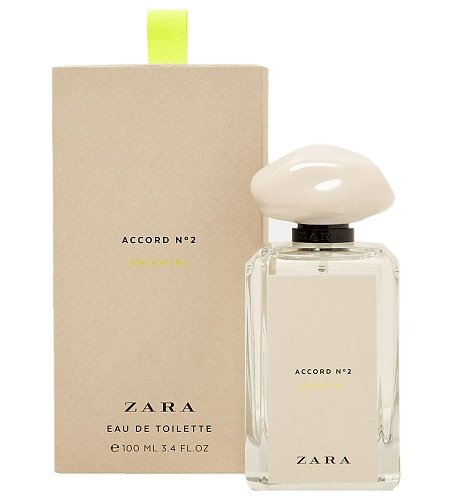 Accord No 2 Oriental perfume for Women by Zara