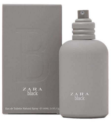 Black perfume for Women by Zara