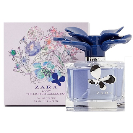Butterfly Collection LXXXV perfume for Women by Zara