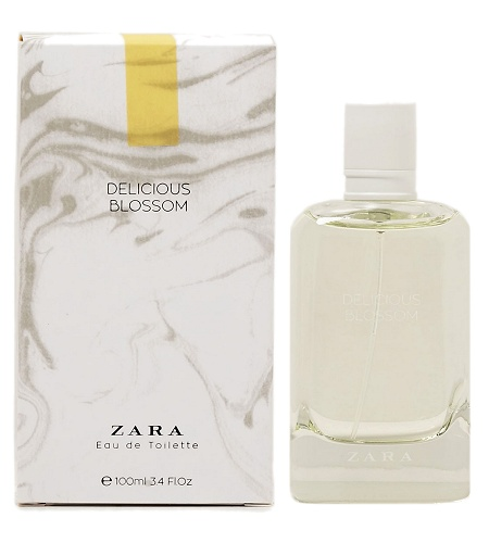 Delicious Blossom EDT perfume for Women by Zara
