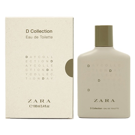 D Collection cologne for Men by Zara