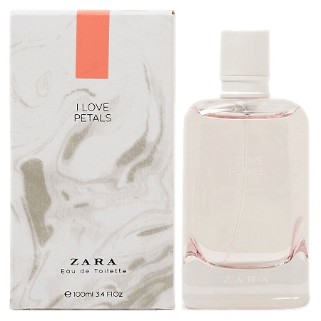 I Love Petals perfume for Women by Zara