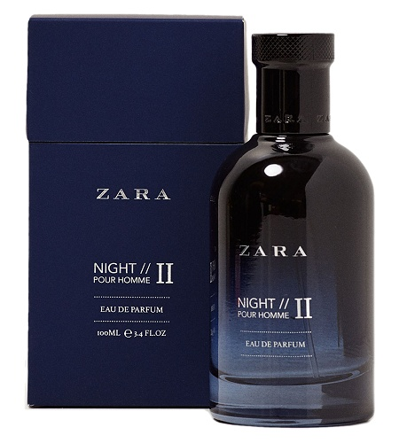 Night Pour Homme II cologne for Men by Zara