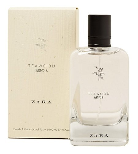 Tea Collection Teawood perfume for Women by Zara