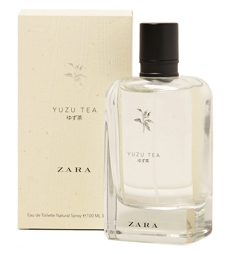 Tea Collection Yuzu Tea perfume for Women by Zara