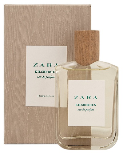 Woody Collection Kilsbergen cologne for Men by Zara