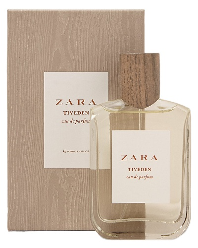 Woody Collection Tiveden cologne for Men by Zara