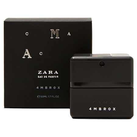 4mbrox cologne for Men by Zara