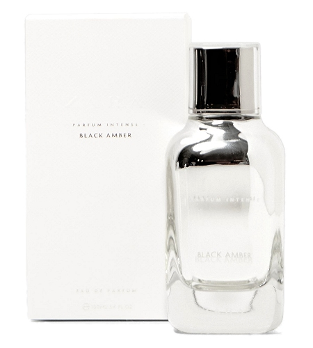 Black Amber Parfum Intense perfume for Women by Zara
