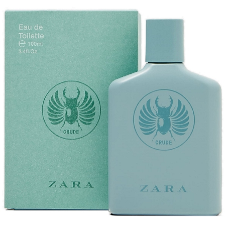 Crude cologne for Men by Zara