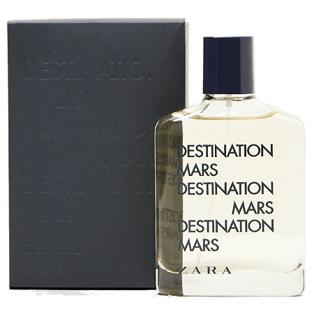 Destination Mars cologne for Men by Zara
