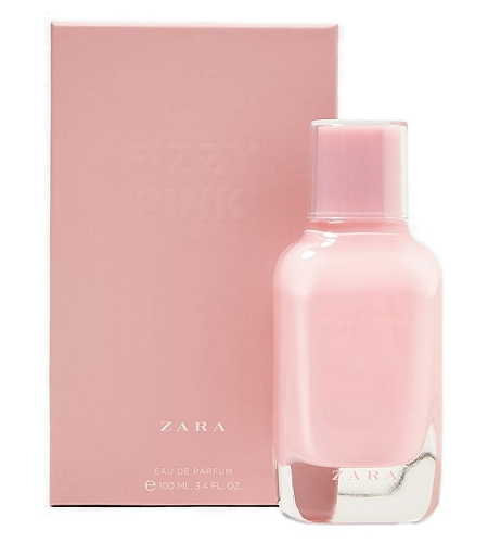 Fizzy Pink perfume for Women by Zara