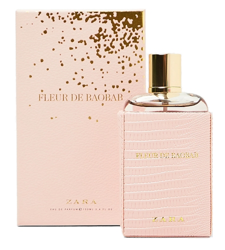 Fleur de Baobab perfume for Women by Zara