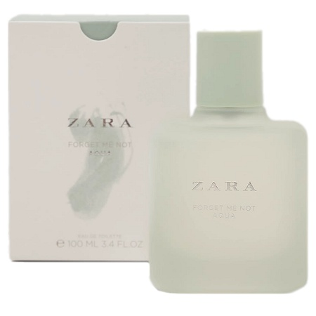 Forget Me Not Aqua perfume for Women by Zara