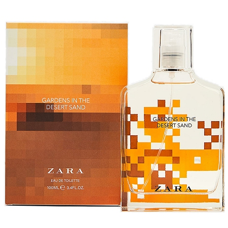 Gardens In The Desert Sand cologne for Men by Zara