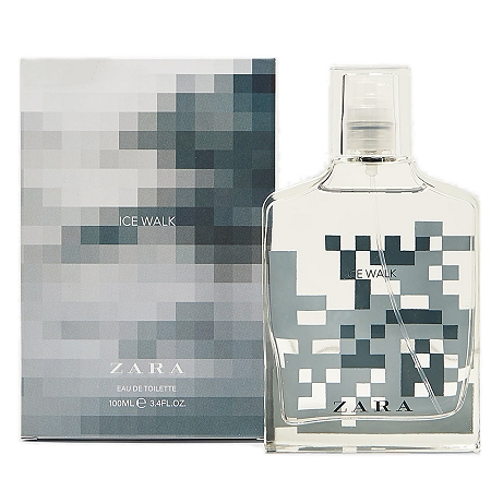 Ice Walk cologne for Men by Zara