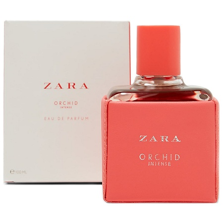 Leather Collection Orchid Intense 2018 perfume for Women by Zara
