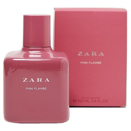 Pastel Collection Pink Flambe perfume for Women by Zara