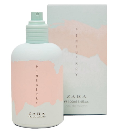 Pineberry perfume for Women by Zara