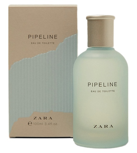 Pipeline cologne for Men by Zara