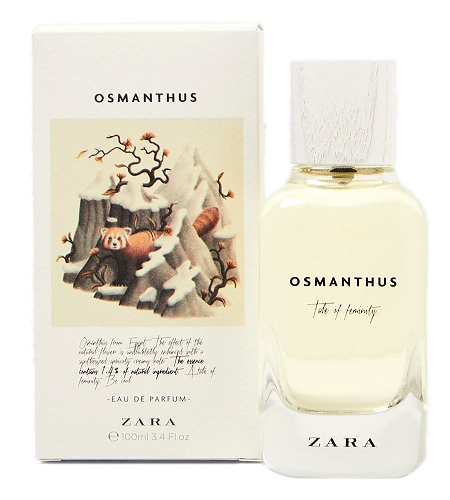 The Naturals Osmanthus Perfume For Women By Zara 2018