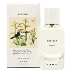 The Naturals Vetiver Unisex fragrance by Zara
