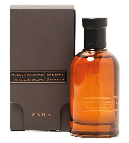 Tobacco Collection Intense Dark Exclusive 2018 cologne for Men by Zara